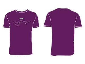 Women's bespoke 2017 10Peaks™ Brecon Beacons T-Shirt