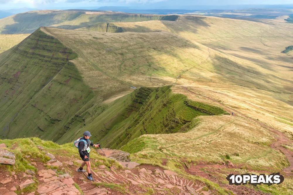 10 Peaks Brecon Beacons